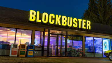 Photo of ¿Pijamada en Blockbuster? Un sueño hecho realidad