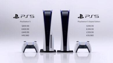 Photo of Playstation 5 será lanzado en noviembre 12 en dos versiones