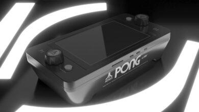 Photo of A jugar PONG en la nueva mini consola portátil de Atari