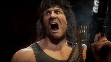 Photo of Este es el gameplay de Rambo en Mortal Kombat 11 (Fatality incluido)