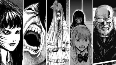 Photo of 5 mangas de horror que leer este spooktober