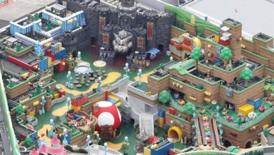 Photo of Parque de atracciones Super Nintendo World abrirá la próxima primavera