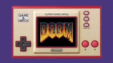 Photo of Hacen funcionar Doom, Zelda, Contra y Pokemon en el Nintendo Game & Watch