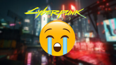 Photo of Sony retiró a Ciberpunk 2077 de la PS Store