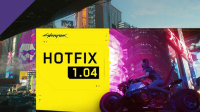 Photo of Cyberpunk 2077 tras el parche 1.04 en consolas (video de todas las versiones)
