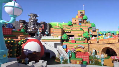 Photo of ¡Así  de bien luce el Super Nintendo World! y abre al público en 2 meses