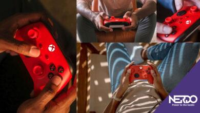 Photo of Pulse Red: la nueva versión del mando para Xbox sale a la venta en febrero