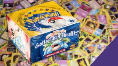 Photo of Esta semana se vendió una caja de tarjetas Pokemon por 400,000 dólares