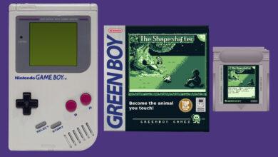Photo of Un nuevo título será lanzado para la Game Boy, se llama The Shapeshifter y es genial