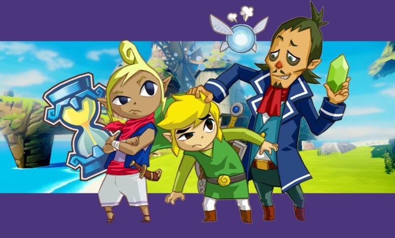 Photo of Nintendo estaría planeando un remake de Phantom Hourglass