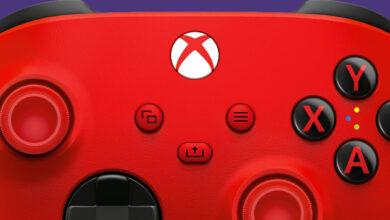 nuevo control de Xbox ya está disponible en México