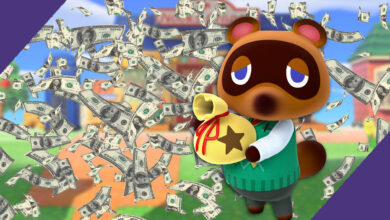 Animal Crossing New Horizons: transacciones ilegales