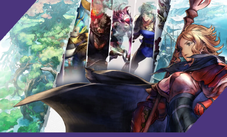 Astria Ascending: un nuevo RPG de los creadores de FF y Vagrant Story