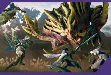 Monster Hunter Rise: 4 millones de copias vendidas
