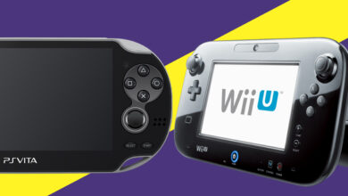 PS vita y Wii U son coleccionables