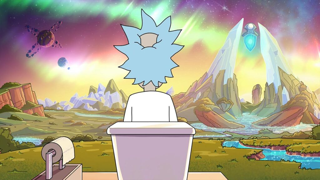 Este 2021 inicia de la quinta temporada de Rick y Morty.