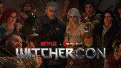 CD Projekt Red y Netflix anuncian la WitcherCon