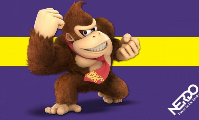 En 40 años de monadas DK pasó de ser el villano más odiado de los arcades a convertirse en uno de los más entrañables personajes de Nintendo.