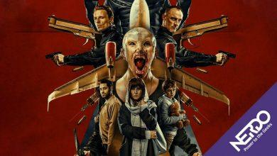 Cielo rojo sangre: la nueva película vampírica de Netflix