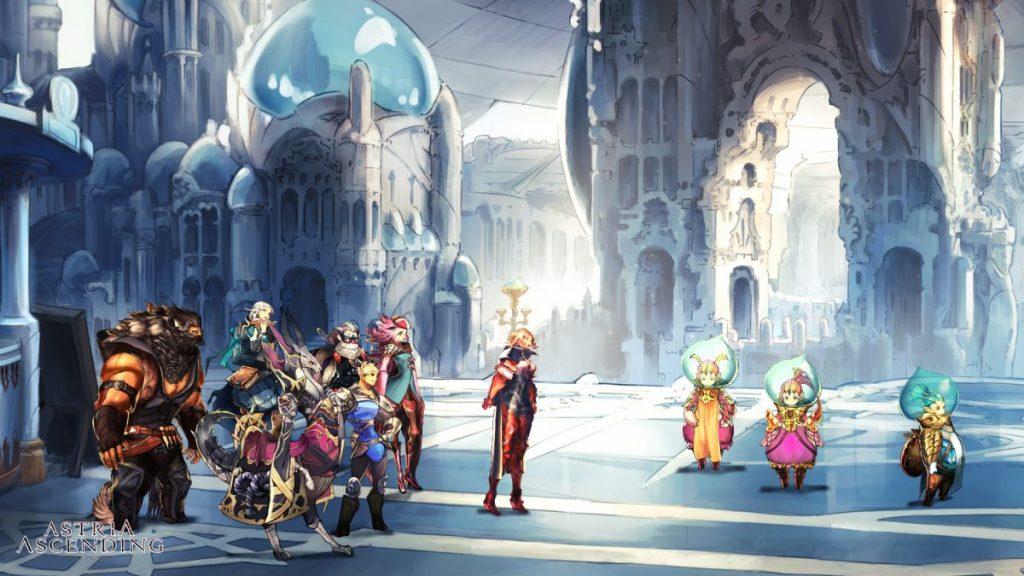 Astria Ascending: un gran RPG llegará a Game Pass este mes
