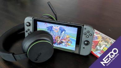 ¿Audífonos inalámbricos sin lag para Switch?